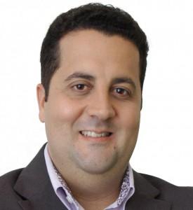 Eleições 2014 - candidato a deputado estadual a reeleição Américo Valdanha Netto (PCdoB)