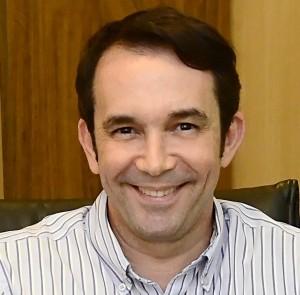 Eleições 2014 -  candidato a deputado estadual Marcos Hofling (PHS)