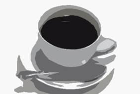 ATENDIMENTO XÍCARA DE CAFÉ
