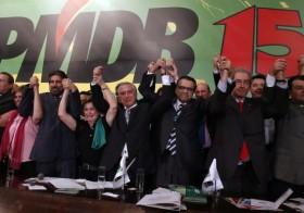 Nem Aécio, nem Dilma, PMDB vence