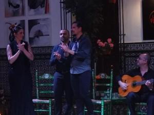 Show de dança flamenca em sevilla