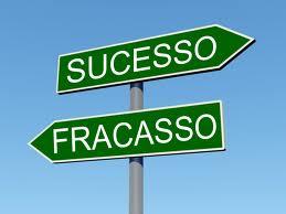 Sucesso vs Fracasso