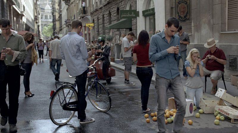 ruas nos dias de hoje