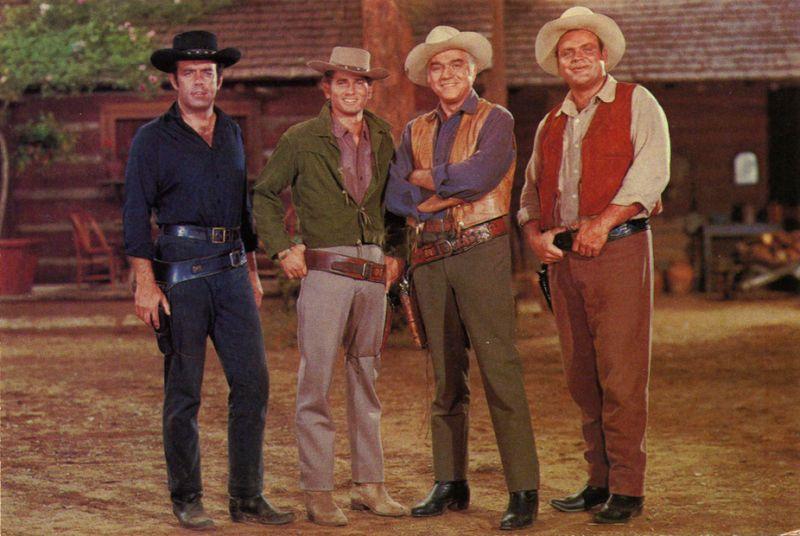 Bonanza, um tempo de tanta honra que até os bandidos eram bonzinhos!