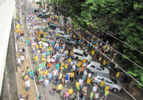 Um Brasil sem música de protesto