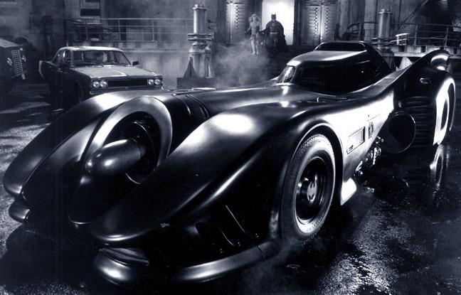 A tecnologia do carro do Batman no seu carro.