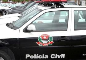 Polícia Civil flagra entulho clandestino em zona rural