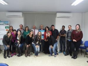 Participantes do Treinamento VENDEDOR VENCEDOR