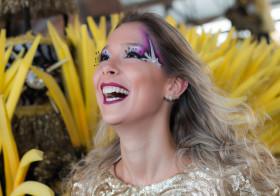 JuH Bavaresco no Looktendência, Glitter ever e Capital da Alegria!