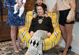 Família Caparrotti no Looktendência, Feliz dia das Mães e Mais uma M.Bertolucci para vocês!