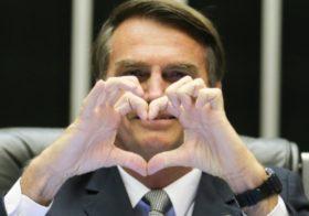 Bolsonaro critica presença do PSC na coligação com PT e PCdoB