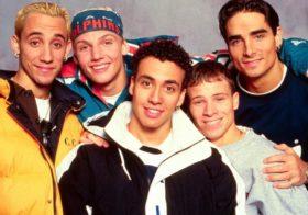 Sobre Backstreet Boys e CD-ROM's