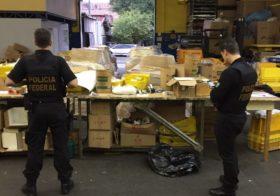 Polícia Federal deflagra operação Mala Direta contra fraudes nos Correios