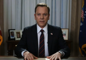 A dica é Designated Survivor