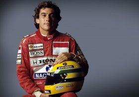 Ayrton Senna da Silva (da Fórmula 1, do Brasil, do Mundo)