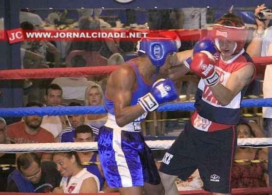 Este ano, a cidade é representada apenas por Augusto 'Cafu' Pires, que obteve expressiva vitória em sua primeira luta