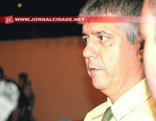 O delegado da Polícia Civil Aroldo Cesário Diniz (Foto: Arquivo JC)