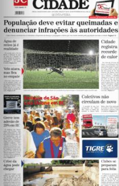 Jornal Cidade - 6 DE FEVEREIRO DE 2014