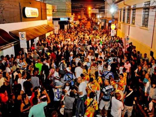 De acordo com Valdir Duarte, um dos organizadores da Banda do Coreto, o evento contará com a participação da Banda do Momo e Batuque da Nega