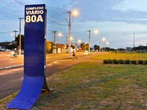 Foz do Brasil deu início à implantação da rede coletora de esgoto