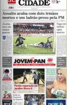 jornal cidade de rio claro 01 de fevereiro de 2014