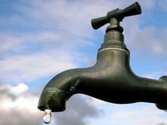água torneira