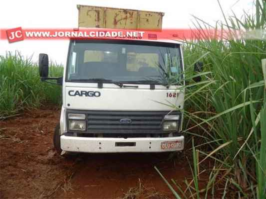 Caminhão foi encontrado próximo a Assistência (Foto: GCM)