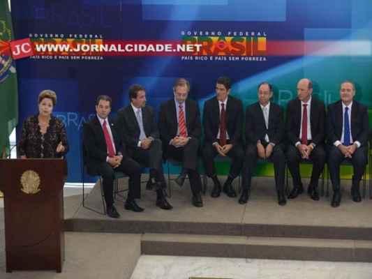 Cinco dos seis ministros que deixam o cargo saem para se candidatar às eleições de outubro (Marcelo Camargo/ABr)