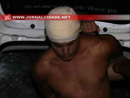 Paulo Sérgio da Silva, 28 anos, foi o autor dos disparos