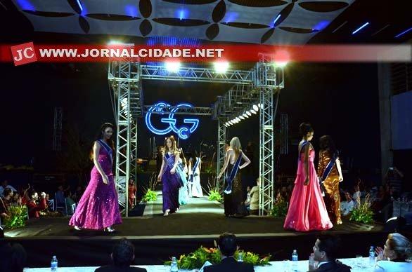Desfile do concurso realizado em 2013 (Foto: Arquivo JC)