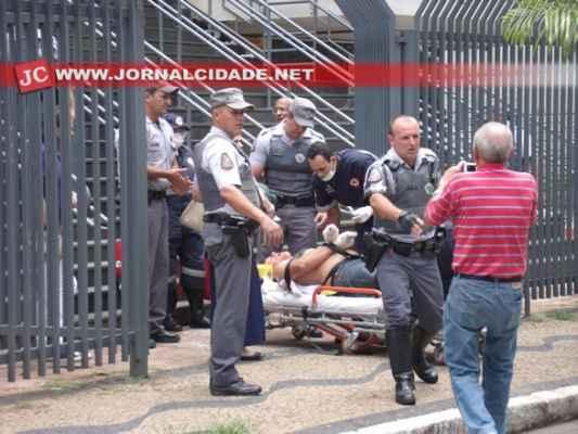 Autoridades descartaram a possibilidade de atentado, como aquele registrado em 2012 (Foto: Fabíola Cunha / Arquivo JC)