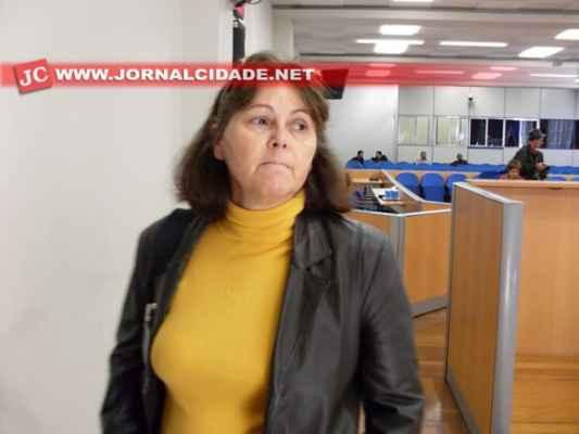 A ex-vereadora Monica Hussni foi procurada pela reportagem