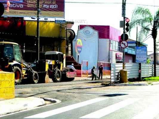 Com o avanço das obras, o acesso será liberado na Avenida Visconde do Rio Claro, no cruzamento com a Avenida 6 e a Rua 7