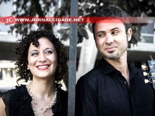 Lívia Nestrovski e Fred Ferreira fazem única apresentação em Rio Claro nesta sexta-feira