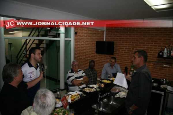 Entrevista foi ancorada pelo jornalista Ivo Rosalem
