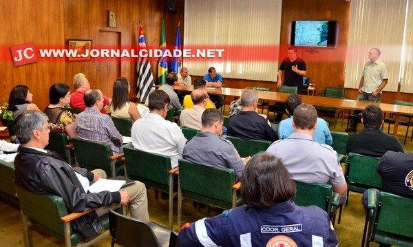 Encontro realizado na última sexta-feira, dia 16, teve como principal objetivo debater os vários aspectos de segurança que envolverão o evento internacional
