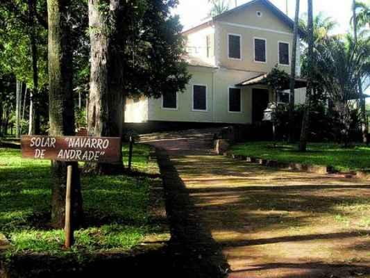 Floresta Estadual, o antigo Horto Florestal