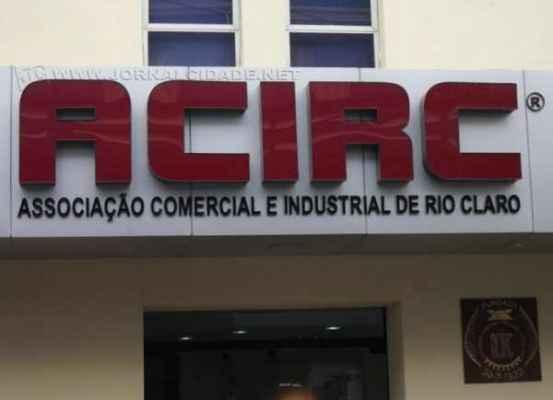 Atual sede da Acirc, na Rua 3 - Centro