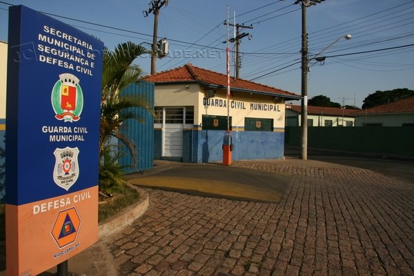 CUIDADOS - Acione a Guarda Municipal em caso de movimentação estranha na região