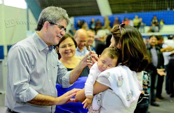Prefeito Du Altimari afirma que os números mostram a promoção do maior programa habitacional da história da cidade