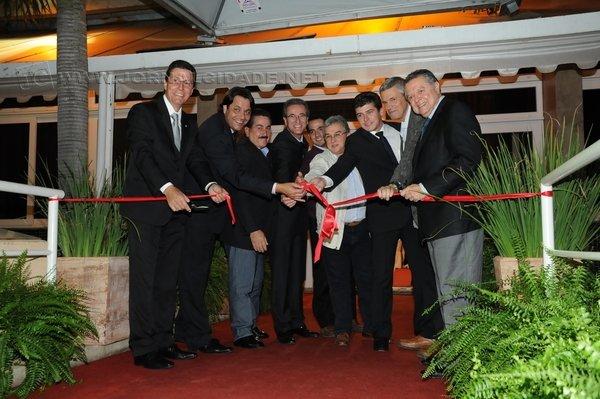 Sétima edição do Encontro Internacional de Fornecedores e Cerâmicas conta com empresários e autoridades