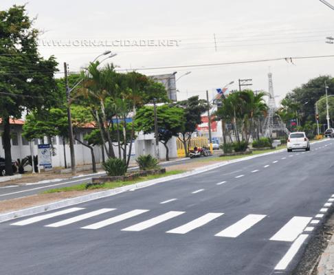Avenida Visconde do Rio Claro (Imagem ilustrativa)