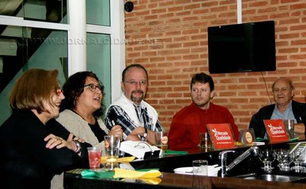 Convidados especiais debateram sobre os 187 anos de Rio Claro