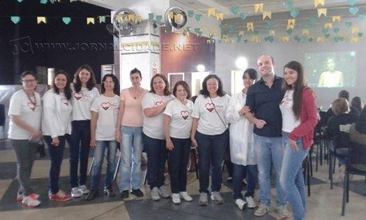 Objetivo do Grupo Mais Vida foi atingido, graças à inestimável colaboração de todos que participaram da campanha