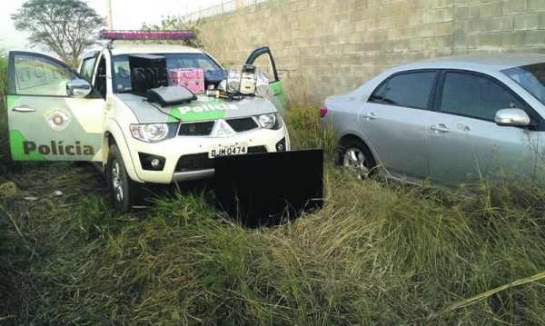 Dupla é presa na rodovia que liga RC a Araras