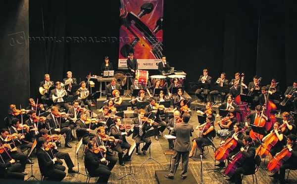 Apresentação da Orquestra Sinfônica, nesta quinta-feira, integra calendário de eventos em comemoração aos 187 anos de RC