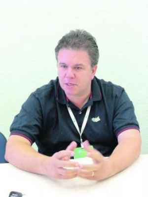 Um dos organizadores do 21º Campeonato Mundial de Balonismo, que aconteceu em Rio Claro, Emiliano Saran