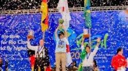 O japonês Yudai Fujita conquistou com méritos o título de campeão mundial de balonismo
