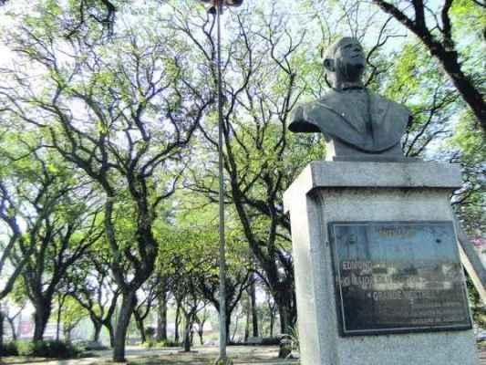 Espaço bem cuidado faz jus ao nome e legado do engenheiro agrônomo Edmundo Navarro de Andrade