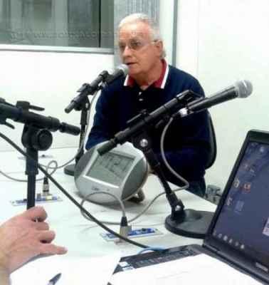 O professor doutor Osmar Malaspina, do Centro de Estudos de Insetos da Unesp de Rio Claro